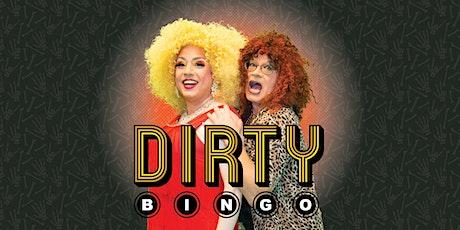 Dirty Bingo: October 2021 tickets