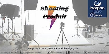 Séance Shooting PRODUIT E-commerce billets