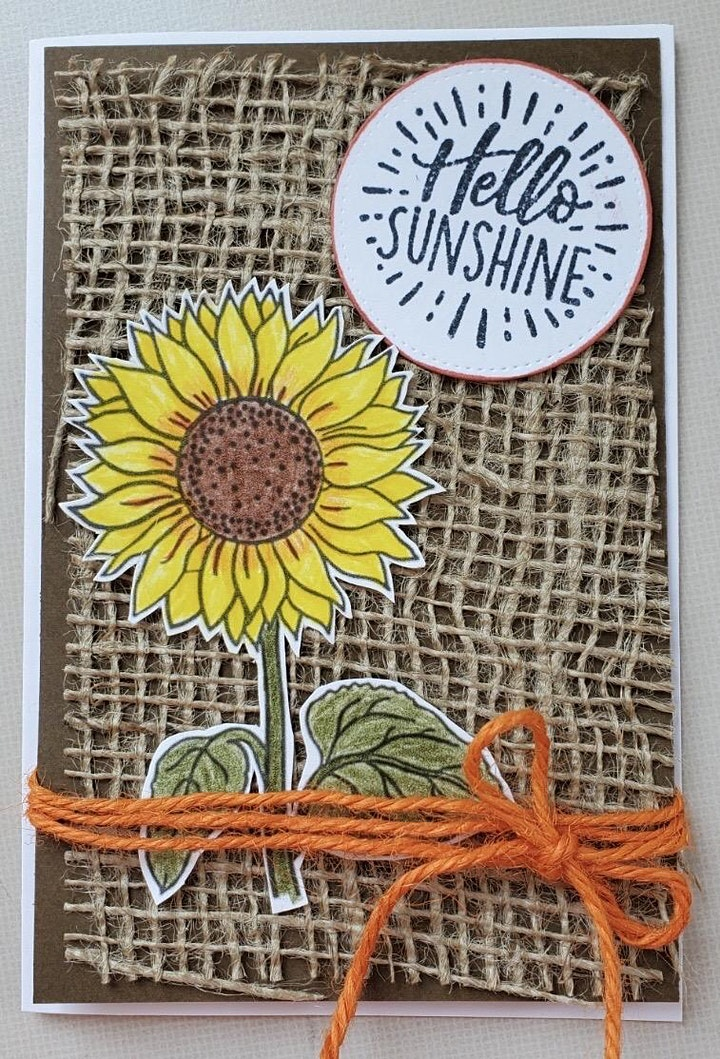 Arts and Minds-Creative Cards and Crafts  in September image