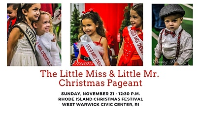 Little Miss and Little Mr Christmas Pageant tickets