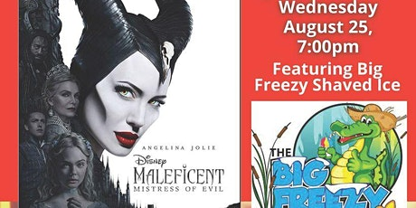 Free Movies on Main!  Maleficent 2 tickets