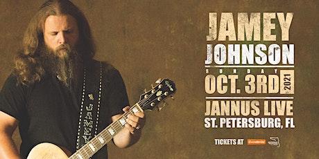 JAMEY JOHNSON - St. Pete tickets