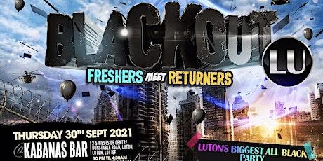 BlackOut LU tickets