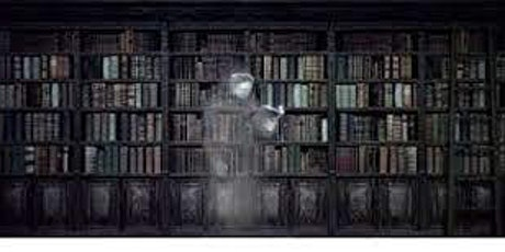 Haunted Libraries of the U.S. tickets