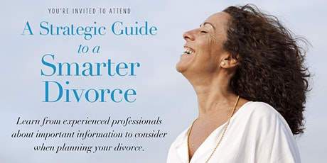 A Strategic Guide to a Smarter Divorce tickets