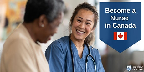 Philippines: Becoming a Nurse in Canada – Free Webinar: September 25, 5 pm tickets