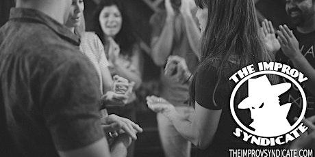 Arizona Improv Workshop [THE IMPROV SYNDICATE] #Arizona #Improv #Workshop tickets