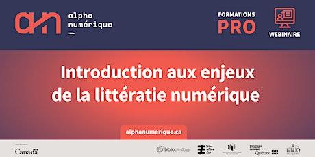AlphaNumérique : Introduction aux enjeux de la littératie numérique billets