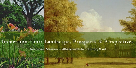 Immersion Tours: American Landscapes, Prospects & Perspectives tickets