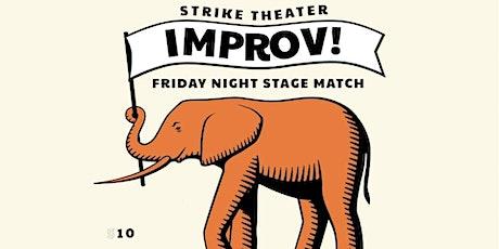Friday Night Stage Match tickets