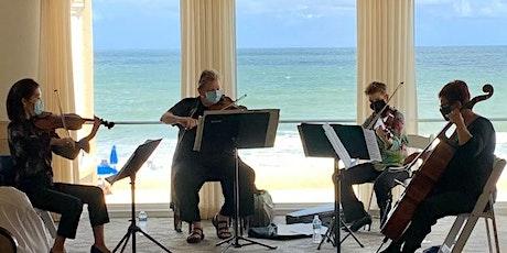 "Franz Schubert's ""Rosamunde"" and Antonin Dvorak's  ""American"" tickets"