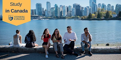 Philippines: Study in Canada – General Info Session: September 25, 3 pm tickets