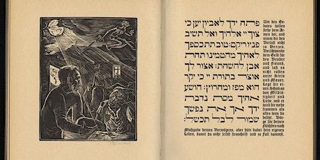 The Jewish Renaissance in Weimar Germany tickets