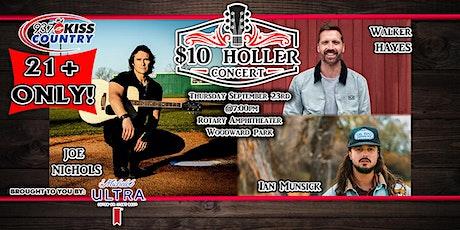 93.7 KISS Country Ten Dollar Holler Concert tickets