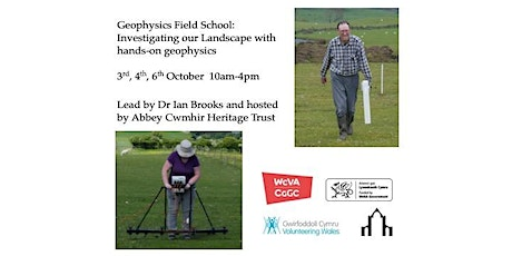 Investigating our Landscape with hands-on geophysical surveying tickets