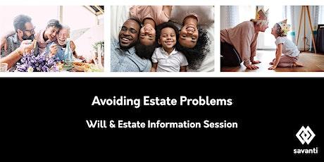 Wills & Estates tickets