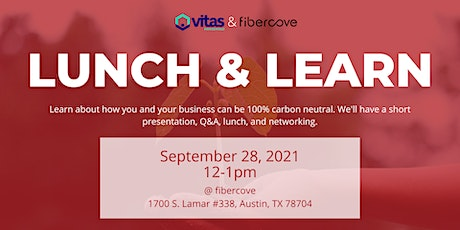 Lunch & Learn with Vitas tickets