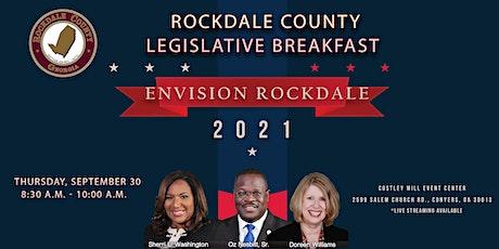 Rockdale County (GA) Legislative Breakfast tickets