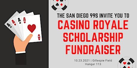 Casino Royale Scholarship Fundraiser tickets