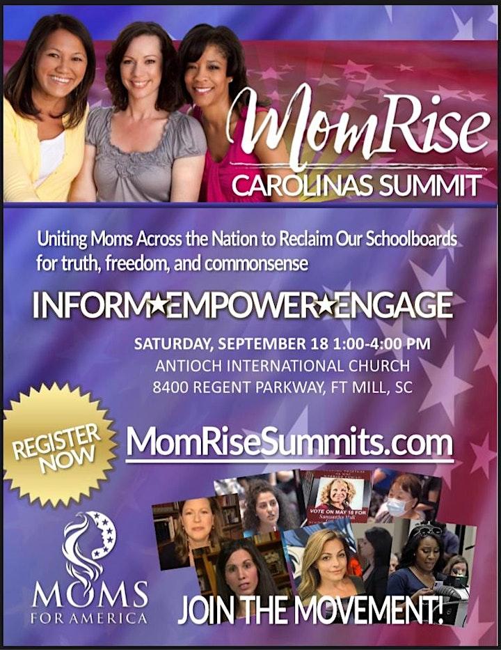 MomRise Carolina's Summit image