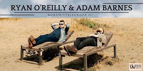 Ryan O'Reilly & Adam Barnes tickets