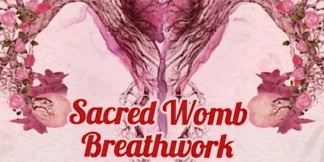 Sacred Womb Breathwork tickets