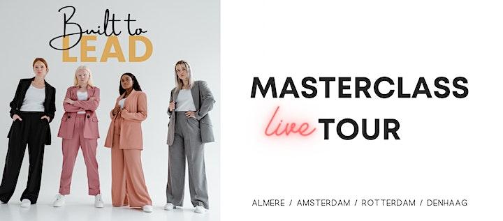 Amsterdam - Masterclass Persoonlijk leiderschap image