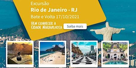 Excursão Copacabana - Rio de Janeiro 17/10/2021 Domingo ingressos