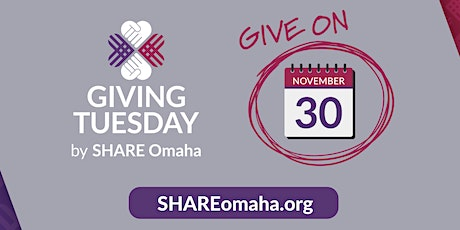Giving Tuesday Orientation tickets
