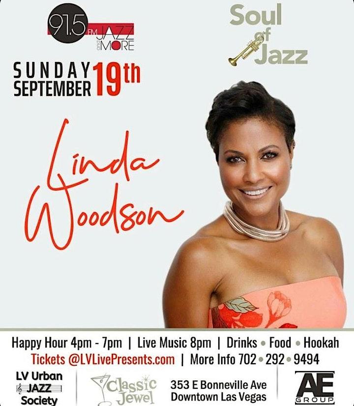 KUNV 91.5 Presents Soul of Jazz f/ Linda Woodson image