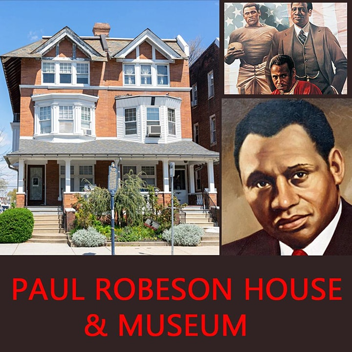 """""""A New Twist on Art Collecting"""" & Tour at the  Paul Robeson House & Museum image"""
