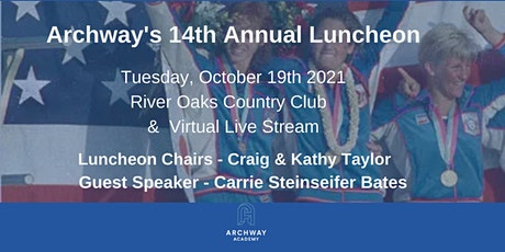 14th Annual Archway Luncheon tickets
