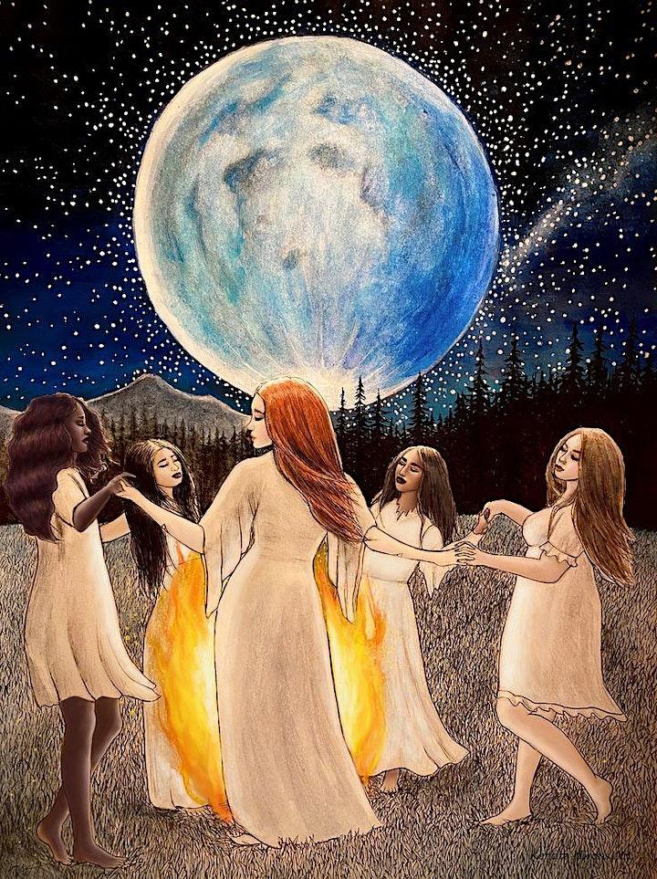 Ancestoral All Hallows Eve Healing Meditation image