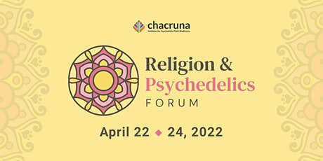Religion and Psychedelics Forum tickets