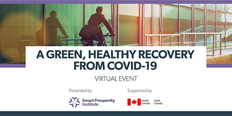 A Green, Healthy Recovery from COVID-19 tickets