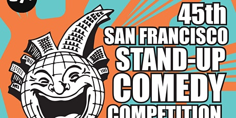 45th SF Stand-Up Comedy Competition tickets