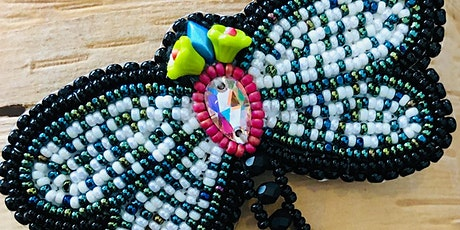 Online Workshop: Oh, Let Me Be Free! Dragonfly Beading with Naomi Smith tickets