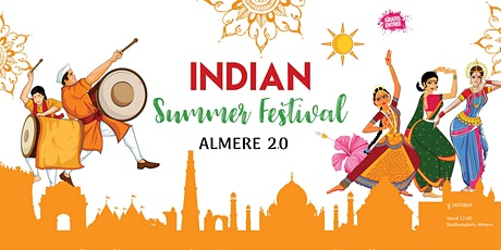 Indian Summer Festival  Almere 2.0 tickets