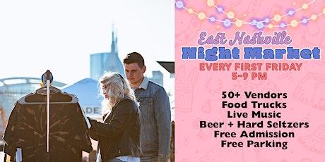 East Nashville Night Market tickets