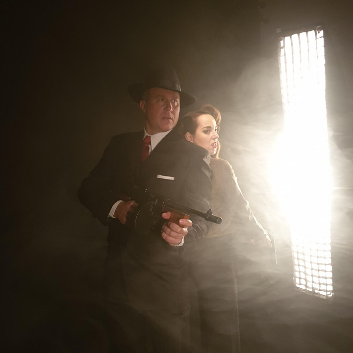"Silvergrain Academy - ""Film Noir"" Retro Analog-Fotografie: Bild"