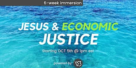 Jesus and Economic Justice tickets