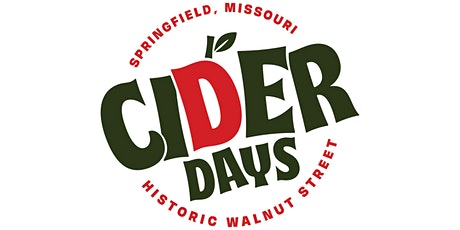 2021 Cider Days on Historic Walnut Street tickets