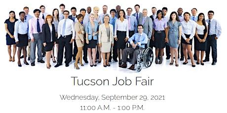 Tucson Job Fair tickets