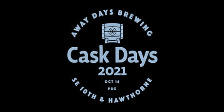 Cask Days at Away Days Brewing tickets