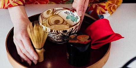 Cérémonie du thé d'hiver 'Chaji' Winter tea ceremony - Décembre/December billets