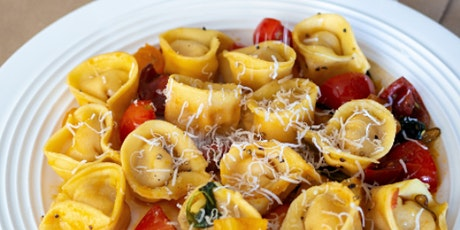 In-Person Class: Italian Date Night: Hand-made Tortelli with Brown (SD) tickets