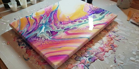 Acrylic Pour Workshop (Beginners) tickets