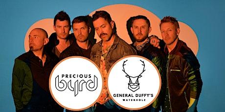 PRECIOUS BYRD tickets
