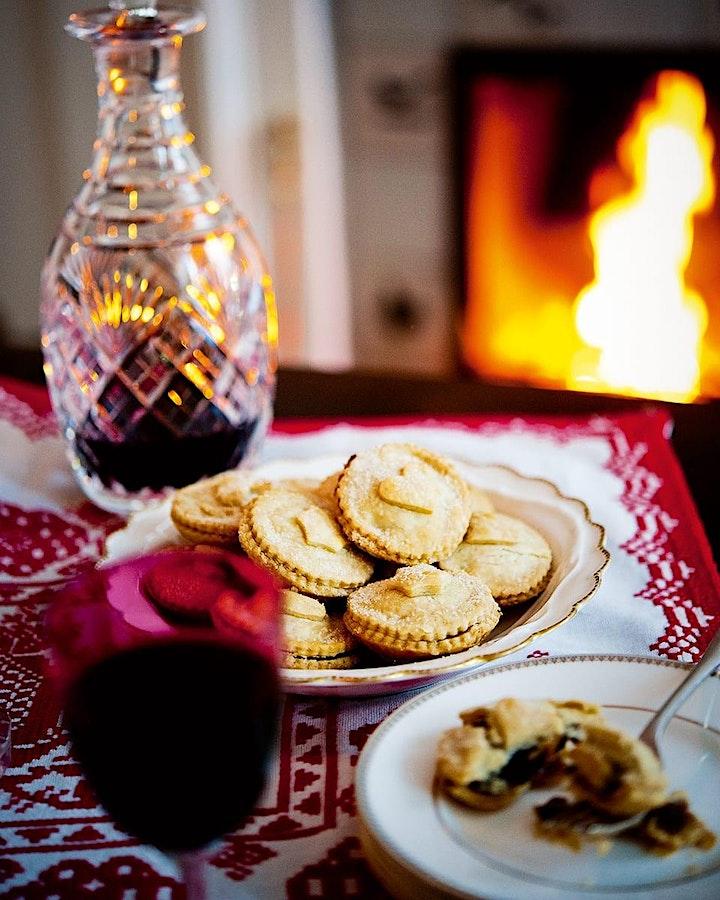 Christmas Solstice Midnight Meditation image