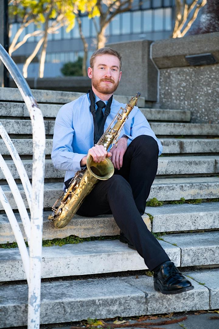 Albany Street Jazz Loft presents: the Frank Talbot Quartet (WLG) image